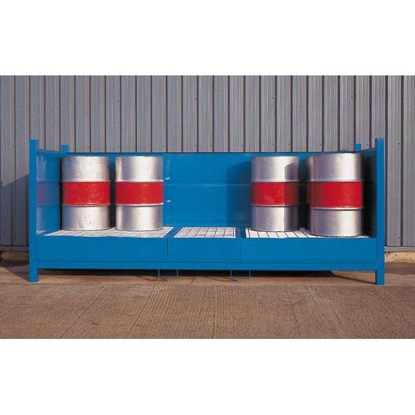Drum Storage Unit - 10 Drums