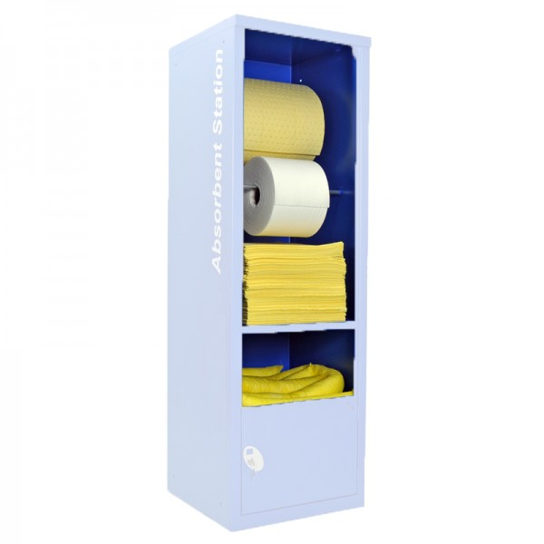 Refill Kit for Absorbent Station AECCH/FD - Chemical - SpillCentre