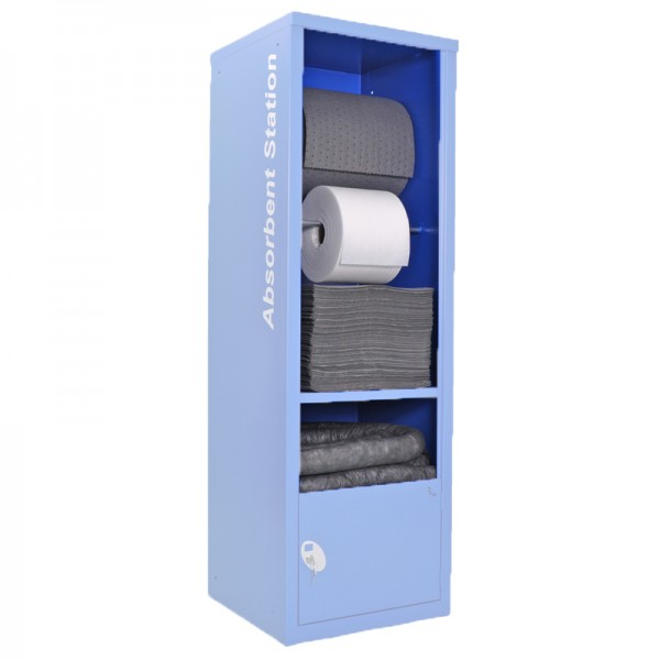 Refill Kit for Absorbent Station AECGP/FD - General Purpose - SpillCentre