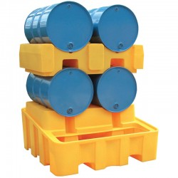 Base and Stacker Unit - SpillCentre
