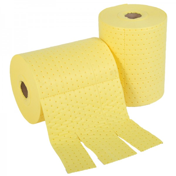Chemical Roll - Double thickness - 38cm x 40M - SpillCentre
