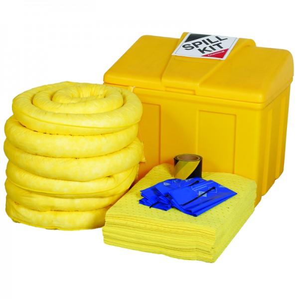 125L Chemical Spill Kit in Locker - SpillCentre