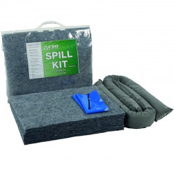 20L EVO Spill Kit in Clip-Close Plastic Bag - SpillCentre