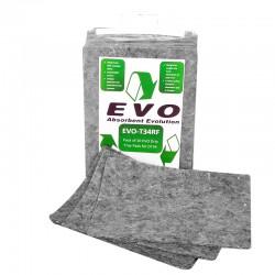 18L EVO Triple Loft Pads - D 40cm x 30cm x 1cm - SpillCentre