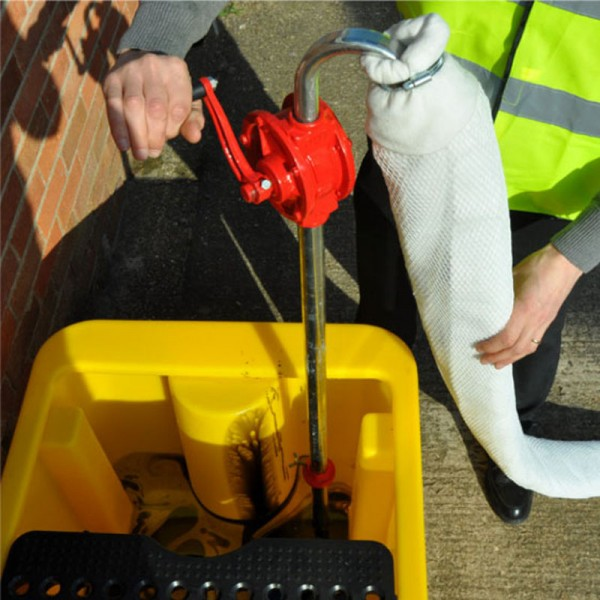 Rotary Hand Pump - SpillCentre
