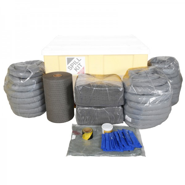 600L Pallet General Purpose Spill Kit Refill - SpillCentre