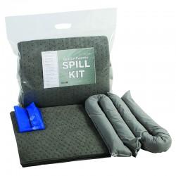 20L General Spill Kit in Break Plastic Bag - SpillCentre