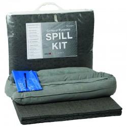 20L General Spill Kit in Clip-Close Plastic Bag - SpillCentre