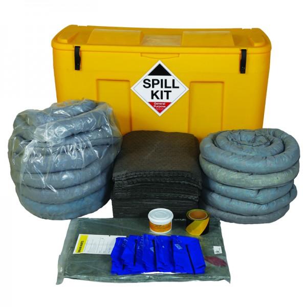 250L General Spill Kit in a Locker - SpillCentre