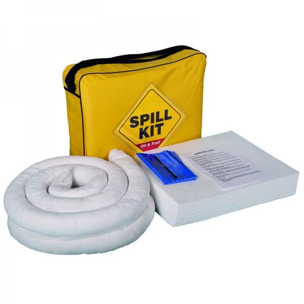 50L Oil & Fuel Spill Kit in Shoulder Bag - SpillCentre