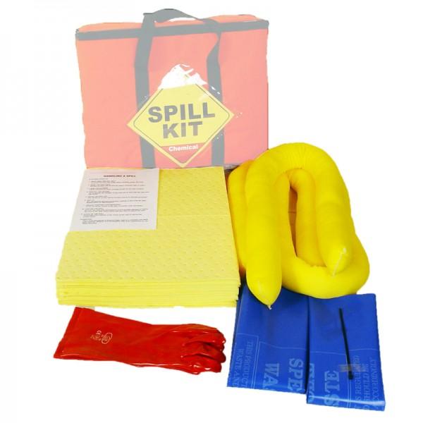 54L Railway Vehicle - Chemical Spill Kit Refill - SpillCentre