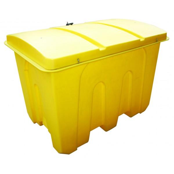1000L Loose Lid Poly Storage Bin - SpillCentre