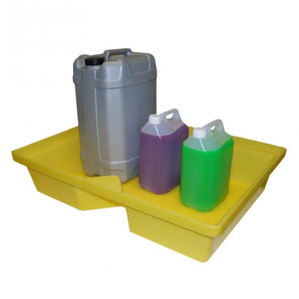 Spill Tray Without Grid 43L Bund - SpillCentre